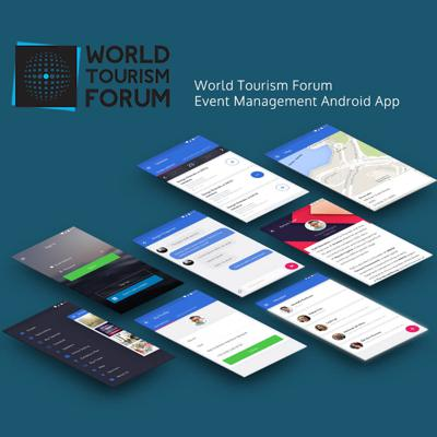 World Tourism Forum official event tourism android mobile application